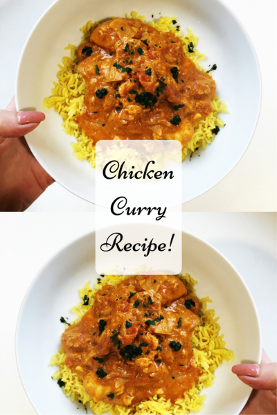 chicken curry, recipe, indian, food, healthy